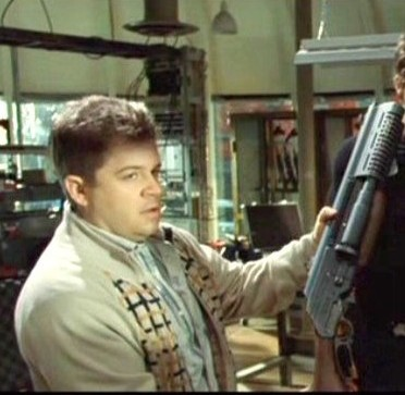 Patton Oswalt in Blade Trinity