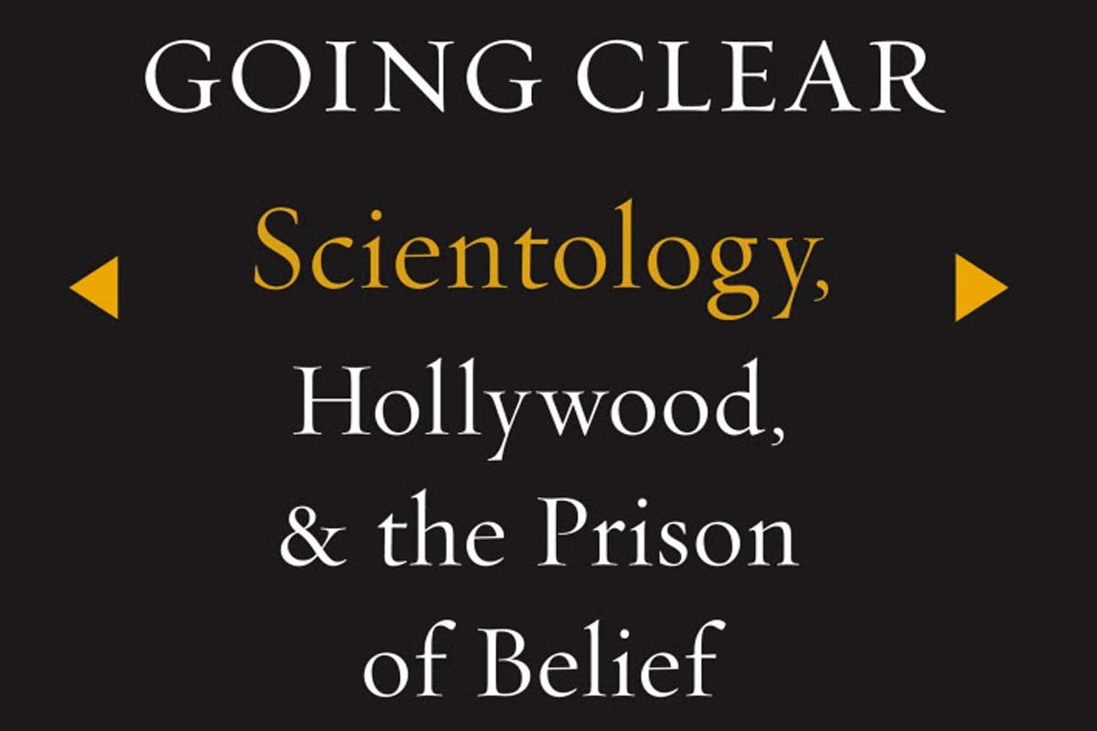 Going Clear book cover