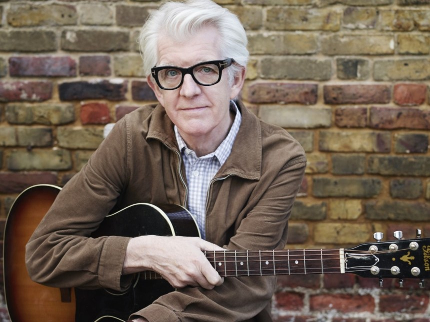Nick Lowe interview