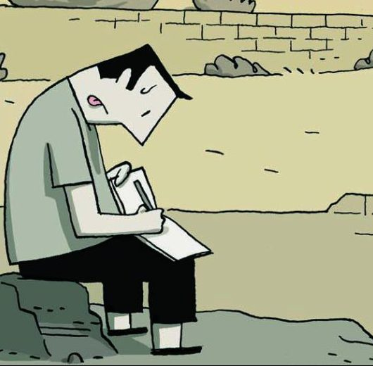 Graphic novel review—Jerusalem: Chronicles From the Holy City by Guy Delisle