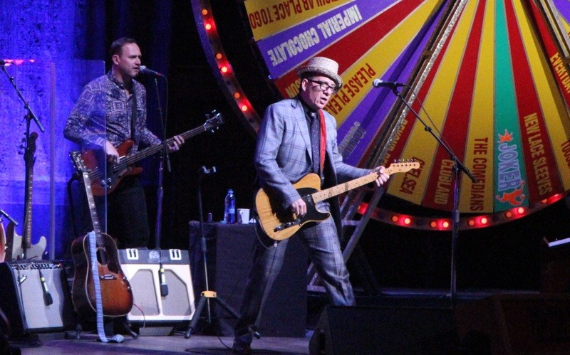 Costello wraps up his Look Now and Then Tour wraps up in Vancouver