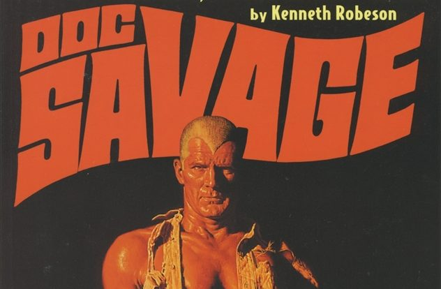 The story behind Doc Savage is more interesting than Doc Savage