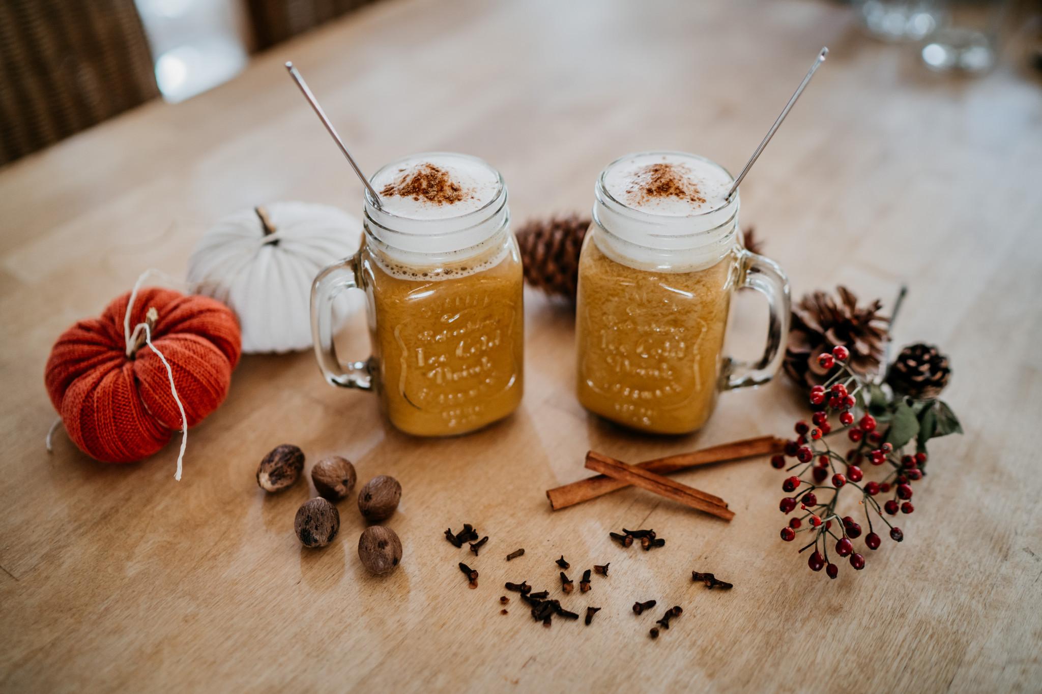 Vegane Food-Inspiration #4: Pumpkin Spiced Latte