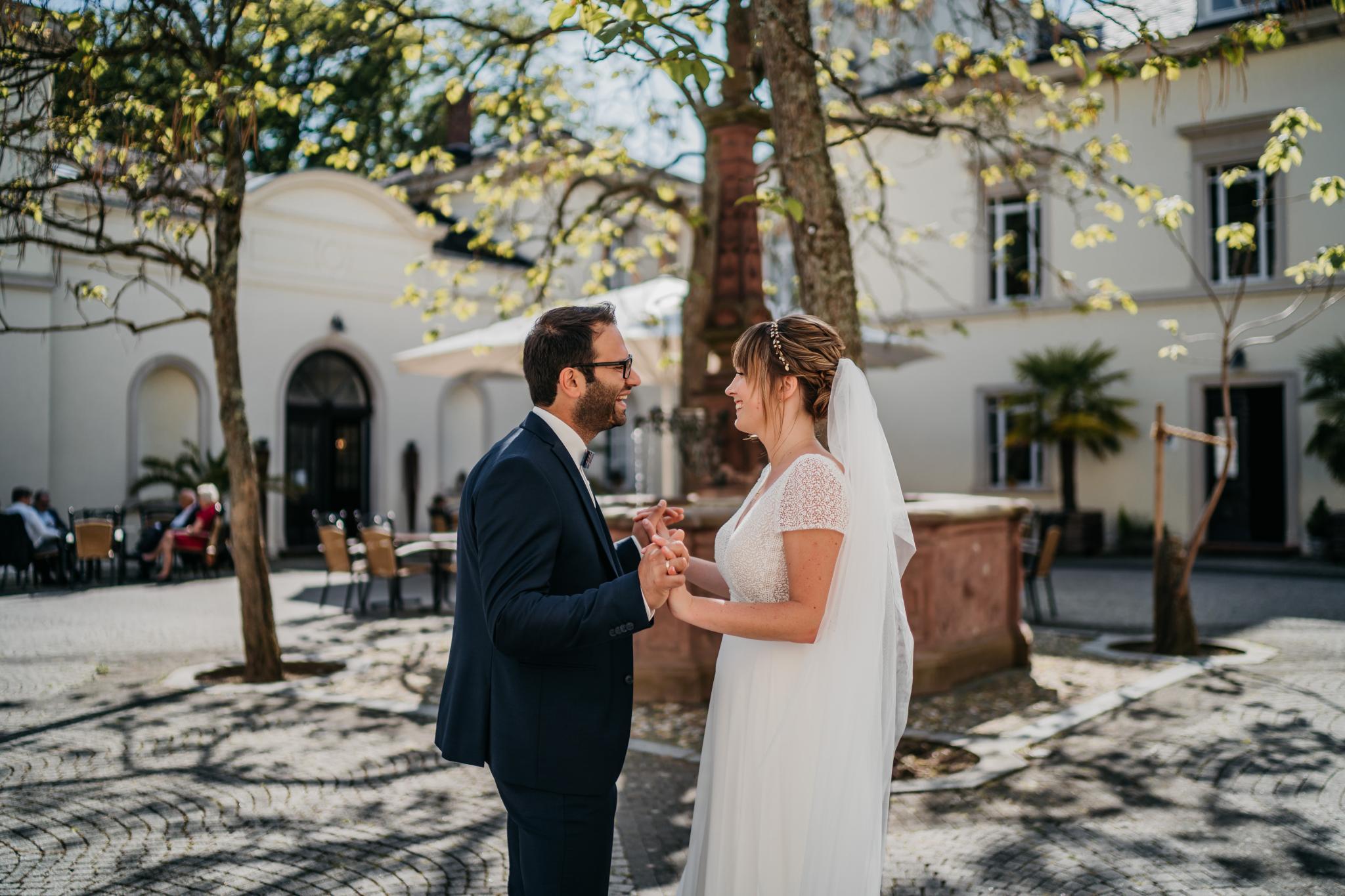 Hochzeit auf Schloss Heiligenberg