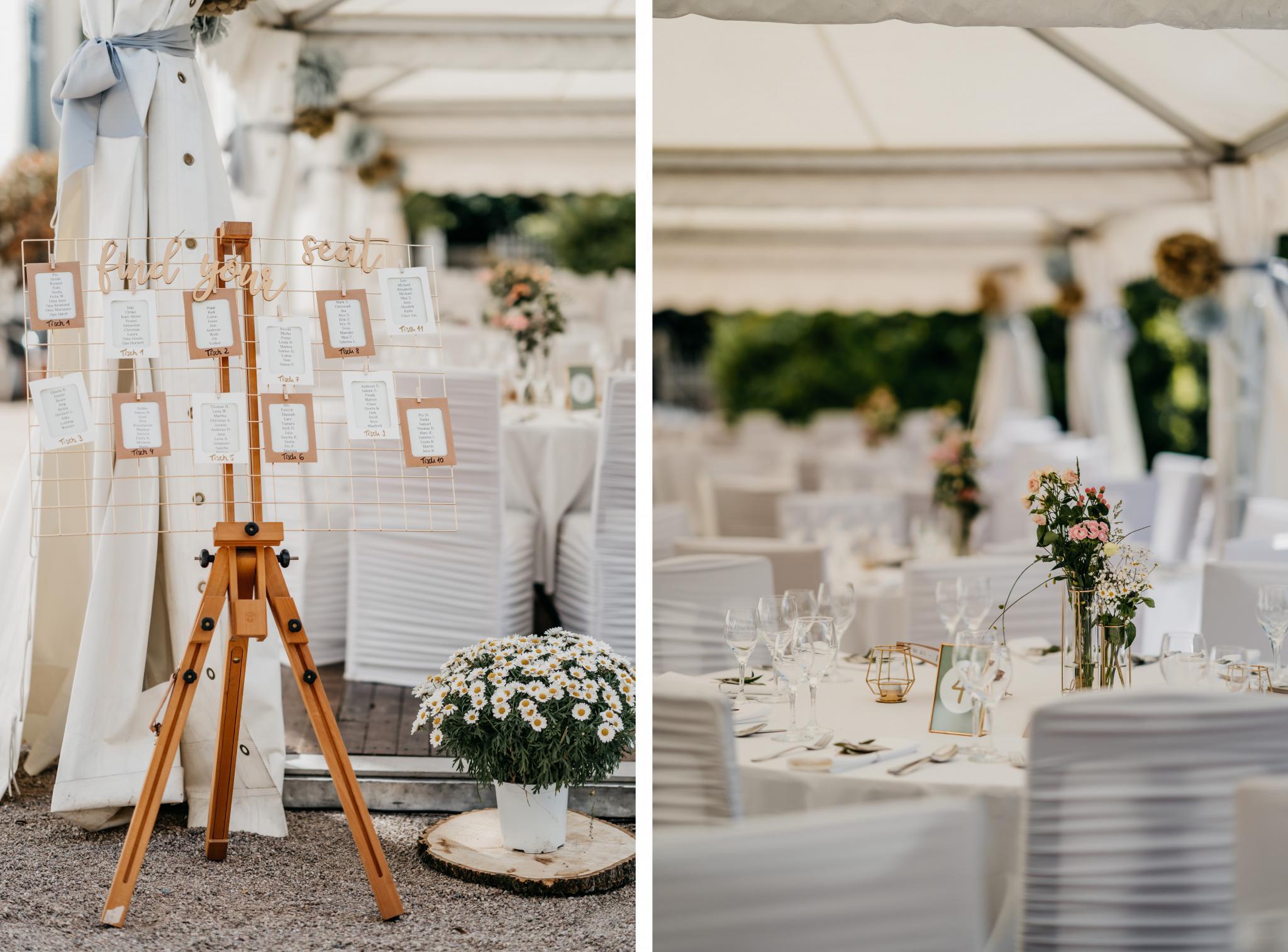Hochzeit auf Schloss Heiligenberg Demo
