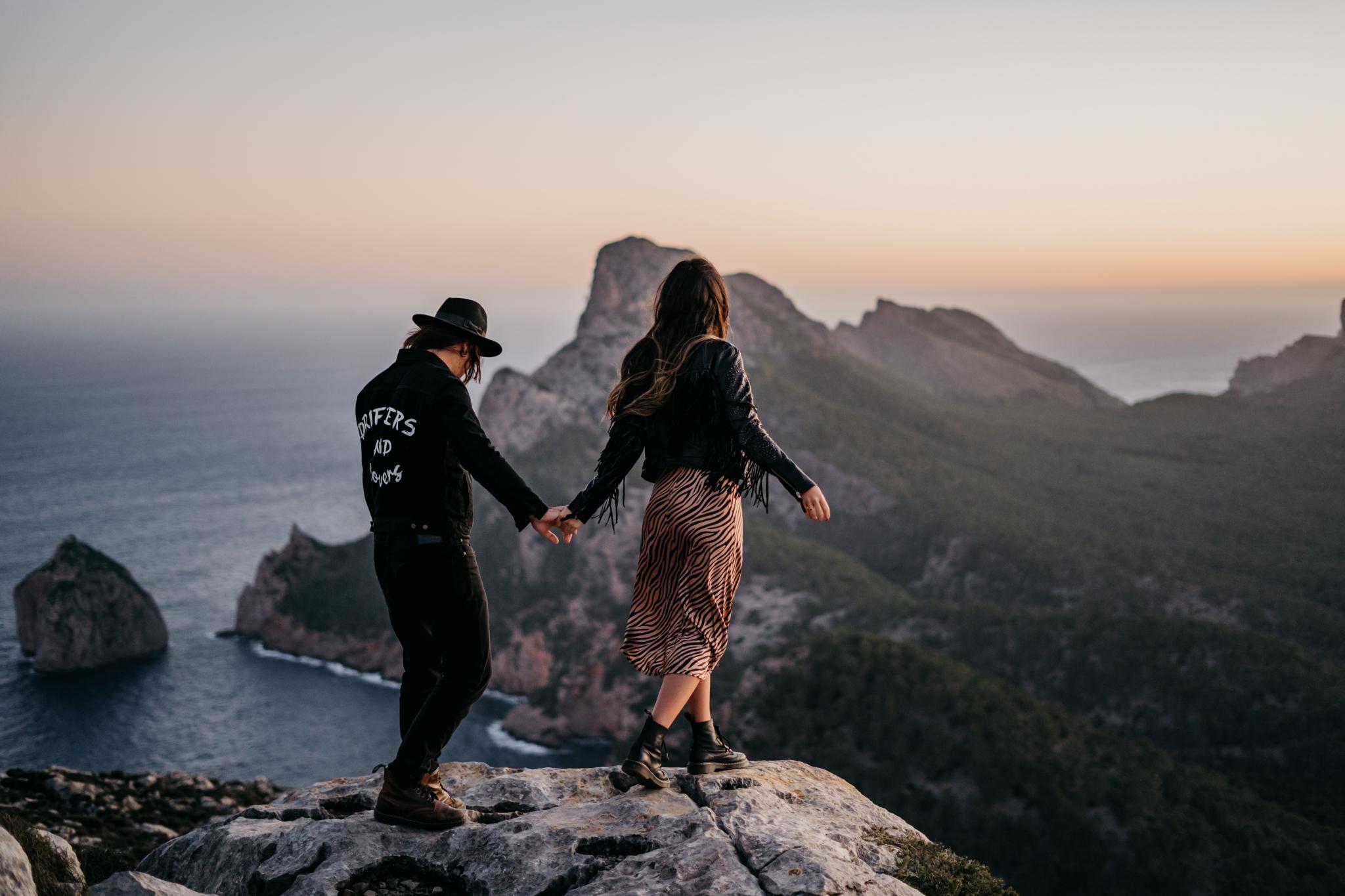 Sunrise Shoot auf Mallorca Sonnenaufgang