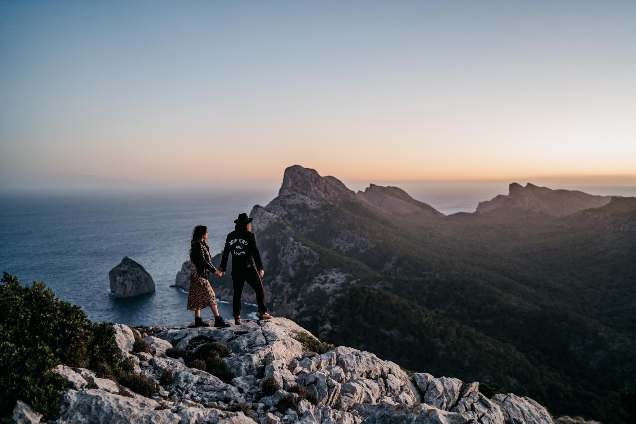 Sunrise Shoot auf Mallorca Cap de Formentor