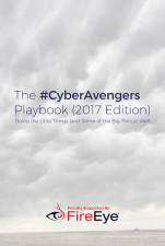 CyberAvengers Playbook Cover