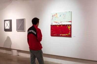 art patron gallery reception minneapolis