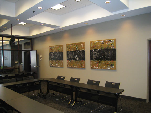 Summit Conference Room Art Paintings