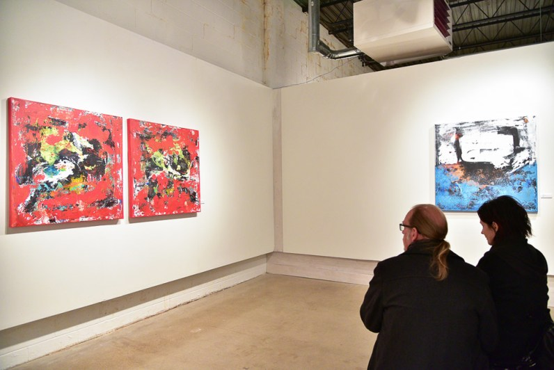 David Biljan Rosalux Gallery Minneapolis Shawn McNulty