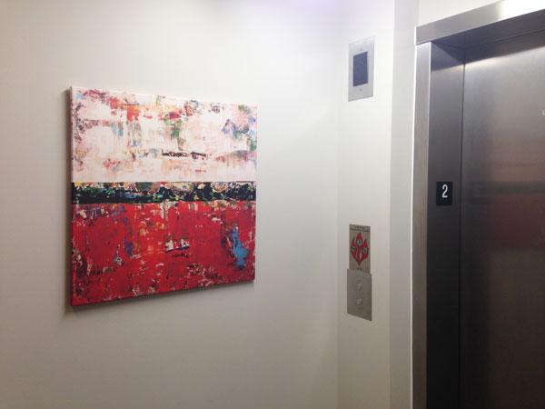 700 Central Lofts Minneapolis Floor 2 Elevator Continuum