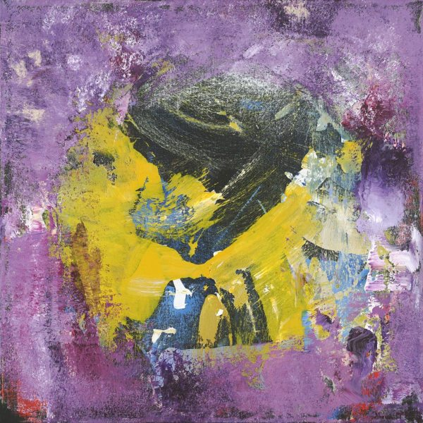 Cosmos Possible Worlds Tv Show Purple Painting