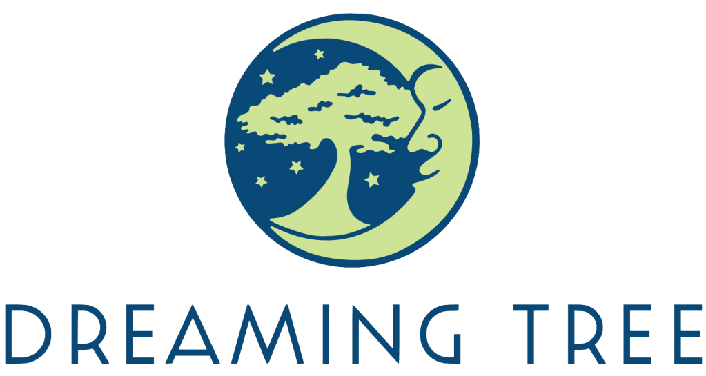 dreaming tree svg