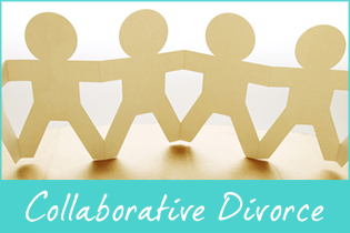 If you can't negotiate with your spouse on your own, collaborative divorce is the way to go.