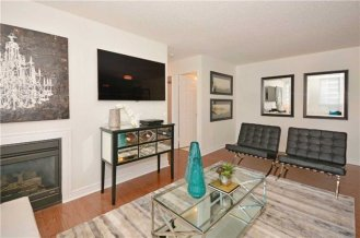 35 MERTON STREET - SUITE #606 - LIVING ROOM 2
