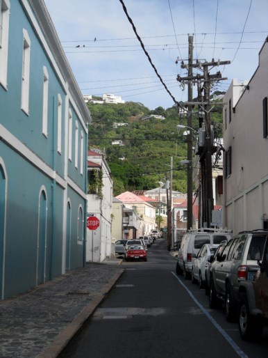 Streets of Charlotte Amalie