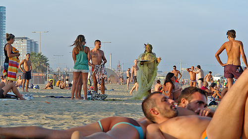 gay beach barcelona