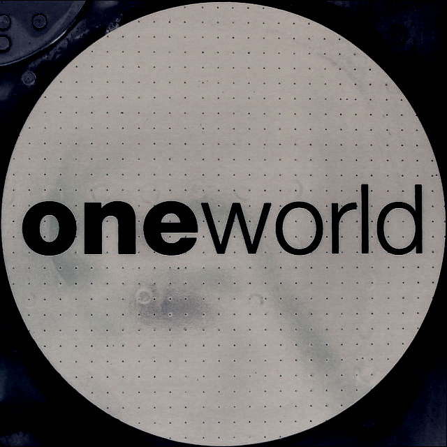 OneWorld Logo Invert