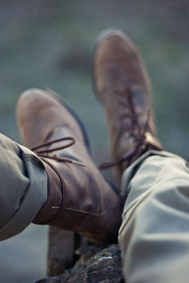 Mens Boots 2014 ShawnVoyage