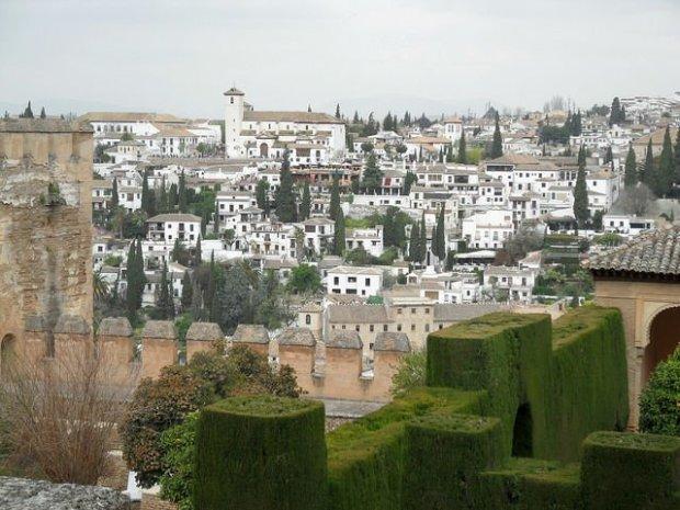View of Albayzin