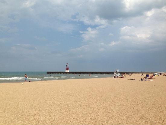 Chicago Beach Illinois