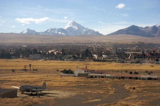 El Alto International Airport