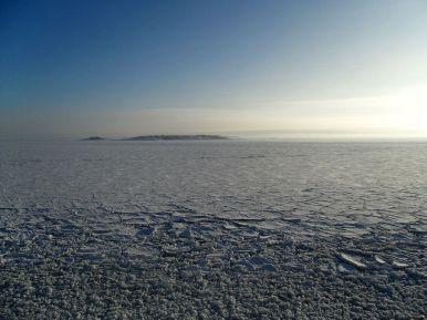Gay Helsinki - Frozen Baltic Sea