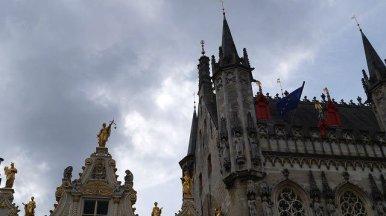 Bruges Belgium - Basilica of the Holy Blood