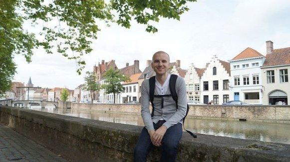 Bruges Belgium - Roman in Bruges