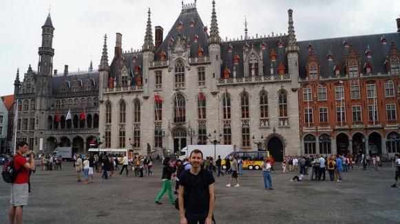 Bruges Belgium - Stadhuis