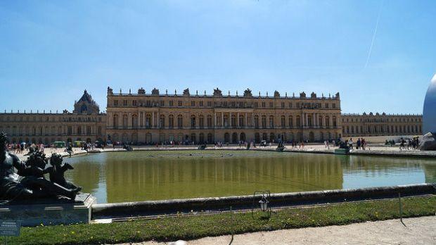 Paris France - Behind Versailles