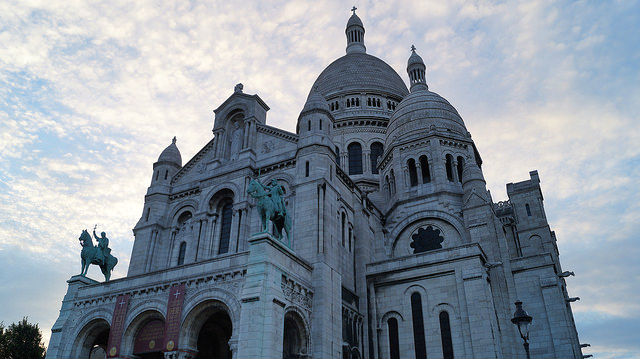 Paris France - Sacre-Coeur