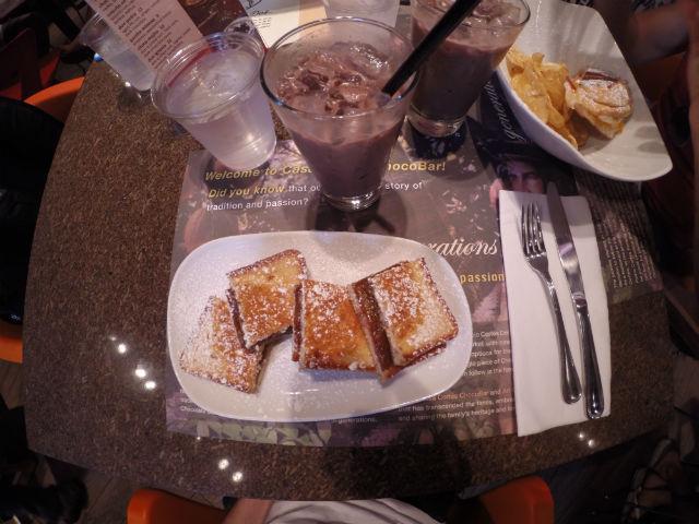 Discovering San Juan Puerto Rico - Choco Bar