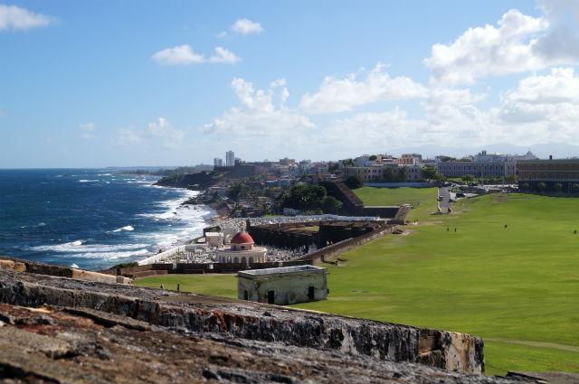Discovering San Juan Puerto Rico - From San Felipe del Morro Fort