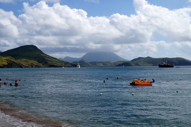 The Island Tour of St. Kitts - South Friars Bay