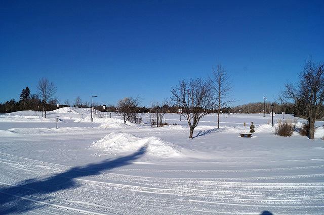 My Mini Minnesota Trip - Fort Williams Historical Park