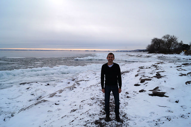 My Mini Minnesota Trip - Icy Lake Superior