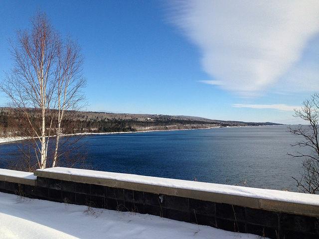 My Mini Minnesota Trip - On the way to Thunder Bay Canada