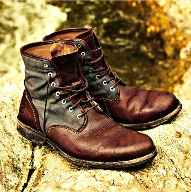Stylish Mens Boots for Traveling 2015 - Earthkeepers