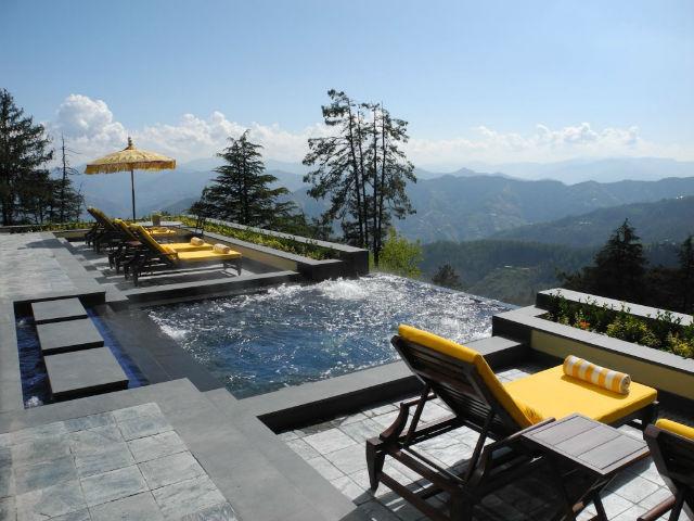 Best Retreat Destinations - 2015 - Oberoi Wildflower Hall Hotels