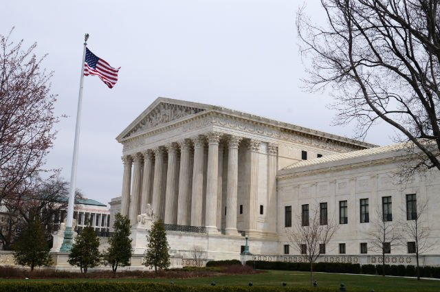 Highlights of Washington DC - US Supreme Court