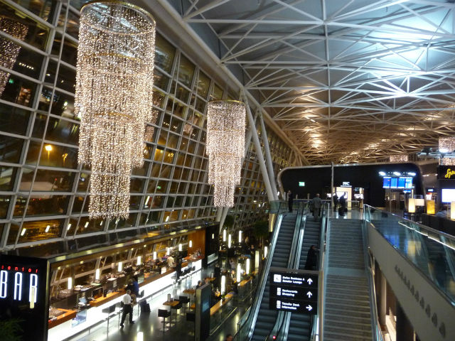 Best Airports for a Layover - Zurich Airport