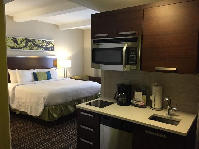 My Weekend in New York City - Residence Inn Marriott