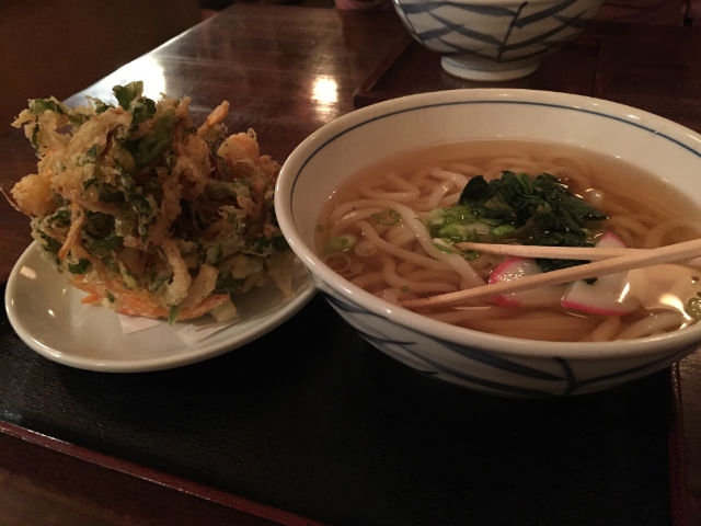 My Weekend in New York City - Udon Noodles