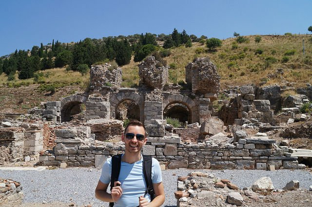 My Day at Ephesus and Kusadasi Turkey - Ephesus