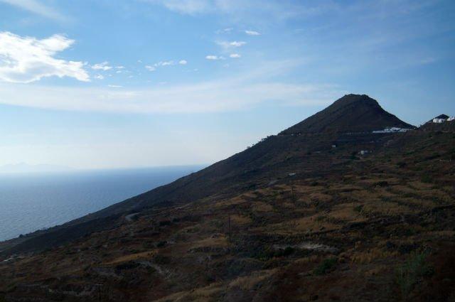 Stunning Santorini Greece - Santorini driving to Oia