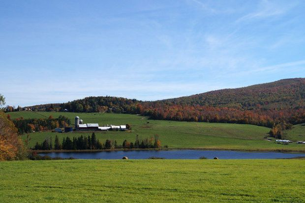 Top 5 Weekend Trips from New York - New Hampshire Vermont