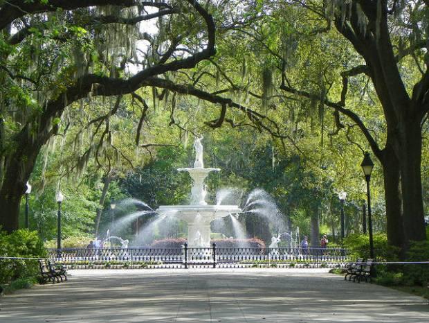 Top 5 Weekend Trips from New York - Savannah