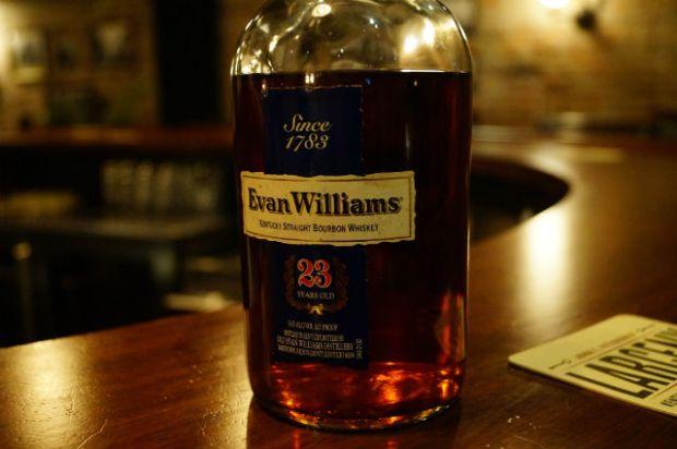 Kentucky - Expensive bourbon